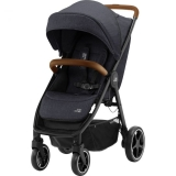 Britax B-Agile R - Black Shadow/Brown SKLADOM