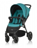 Britax B-Motion 4 - Lagoon Green 2018