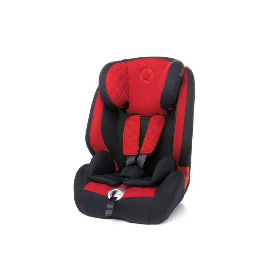 !4Baby Star-Fix ISOFIX 2018 - Red