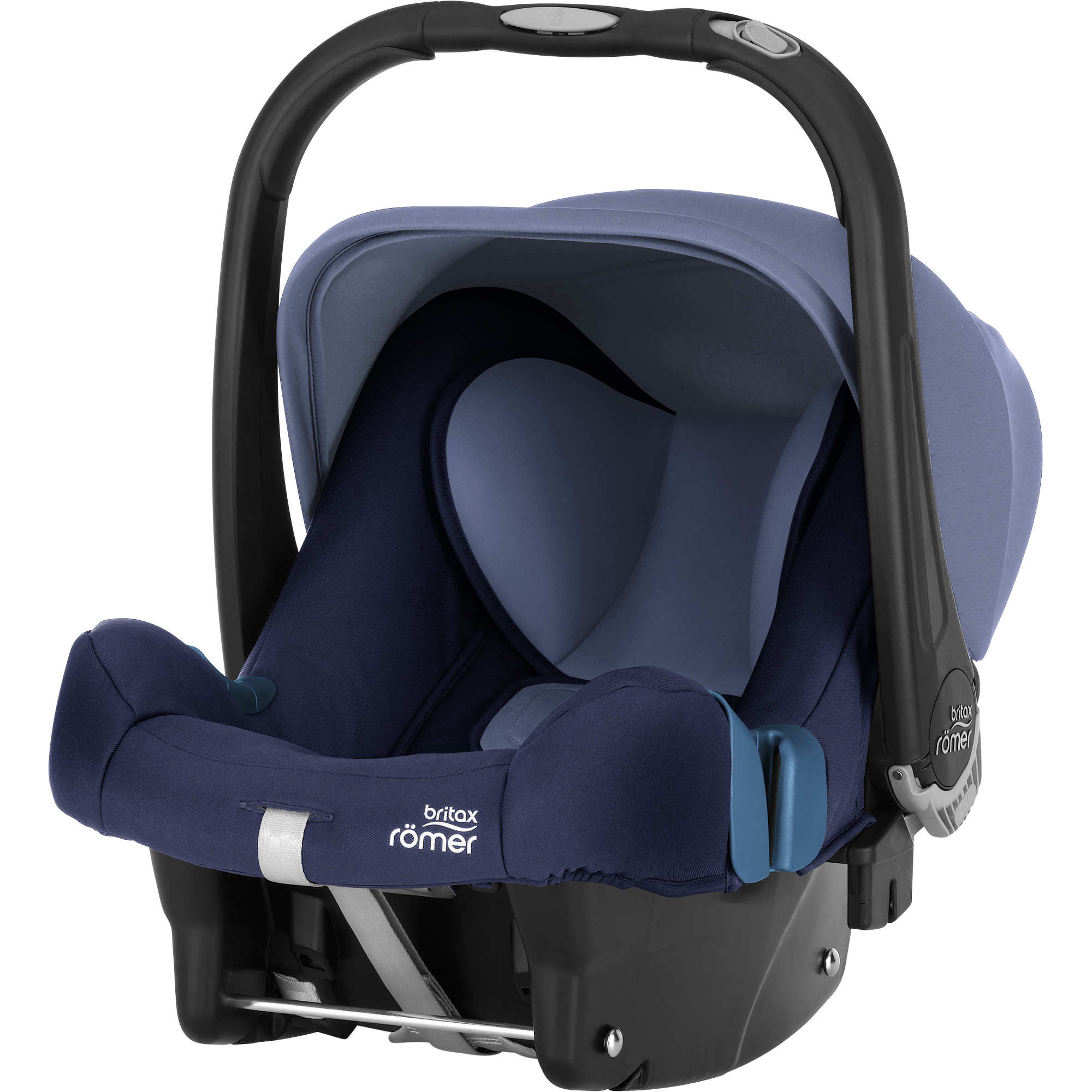Autosedačka BABY-SAFE PLUS SHR II,2018   Moonlight blue