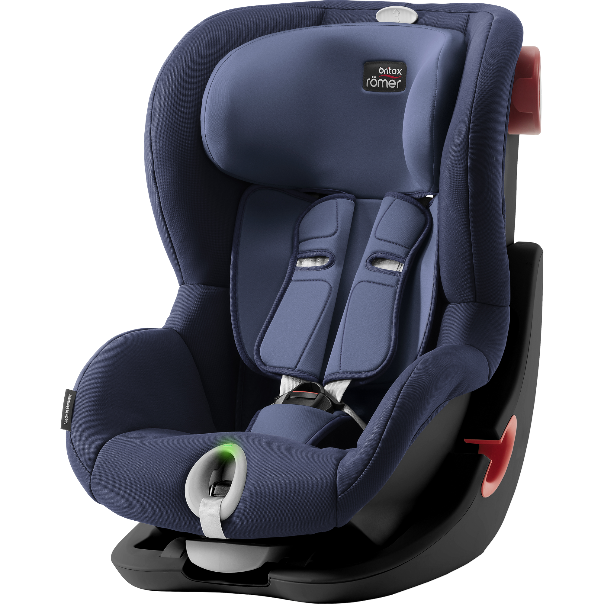 Britax Römer King II LS Black Edition -  Moonlight blue