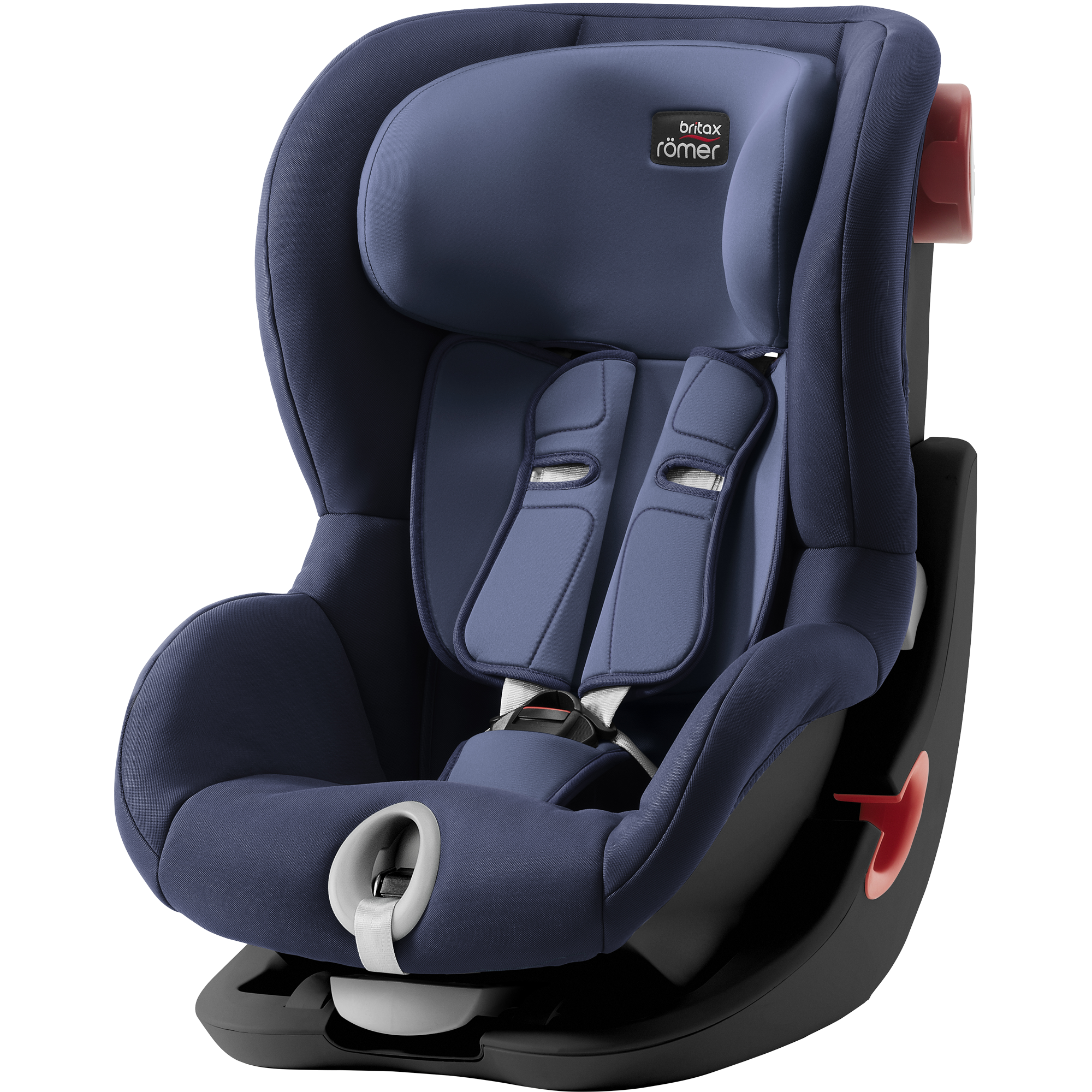 Romer Britax Autosedačka King II Black Edition - Moonlight Blue