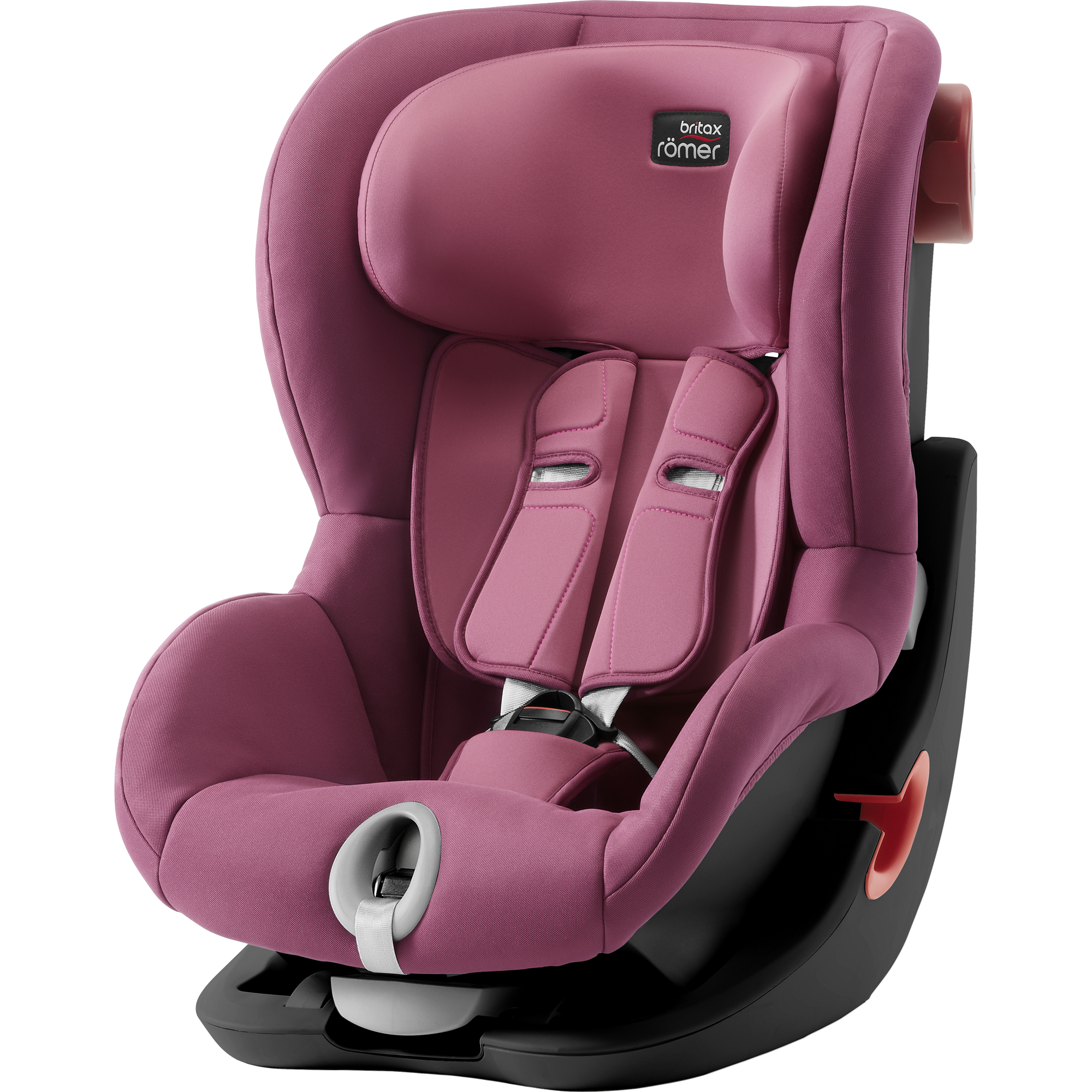 Romer Britax Autosedačka King II Black Edition - Wine Rose