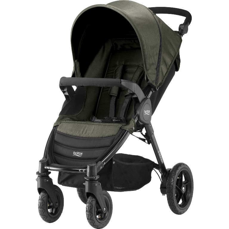 Britax B-Motion 4 - Olive Denim