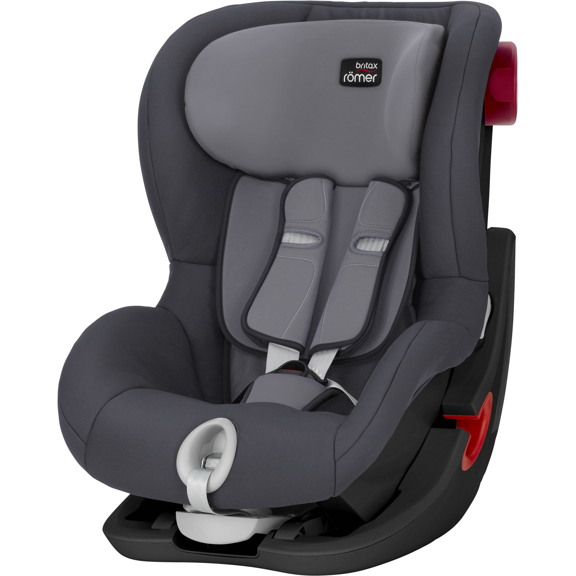 Britax Römer King II LS Black Edition - Storm Grey