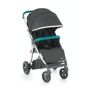 BabyStyle Oyster Zero kočík Tungsten Grey/Mint 2019 - Limited Edition