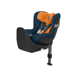 CYBEX SIRONA S I-SIZE TROPICAL BLUE 2019