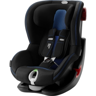 Britax Römer King II LS Black Edition - Cool Flow - Blue