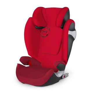 Cybex Solution M-Fix 2016 - Mars Red