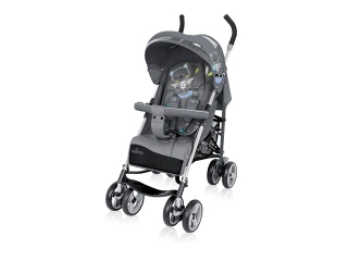 Golfový kočík BABY DESIGN TRAVEL QUICK - 17 Stylish Gray