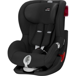 Britax Römer King II LS Black Edition - Cosmos Black