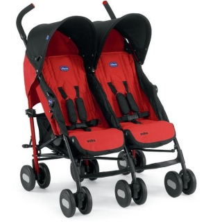 Chicco Sport Echo Twin - Garnet 2018